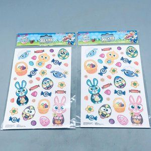 Easter stickers Scentos scented stickers set of 2